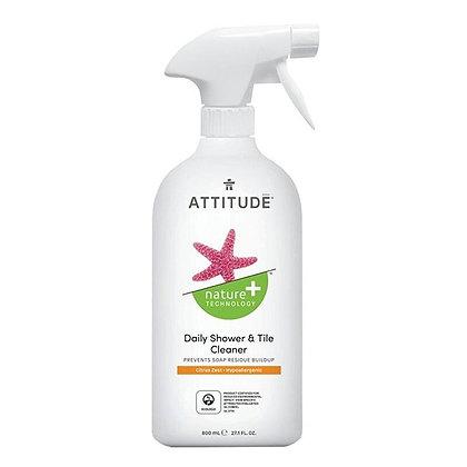 ATTITUDE 天然每日淋浴清潔劑 柑橘香型 800mL