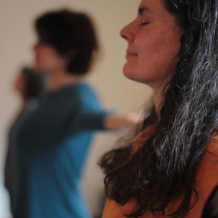 Reprise des cours de méditation et gym sensorielle