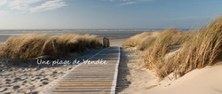 Une plage de Vendée