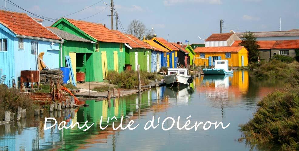 Dans l'île d'Oléron