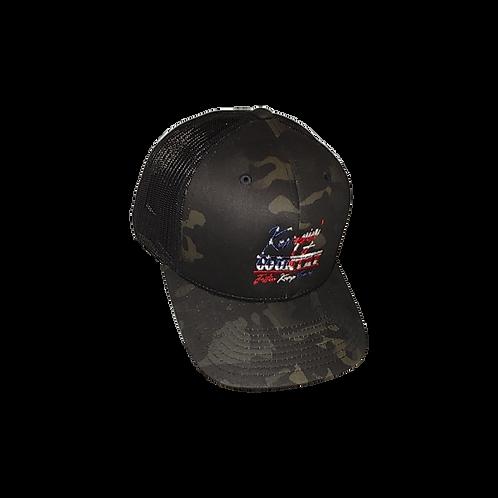 Kempin' It Country Multicam Black Cap