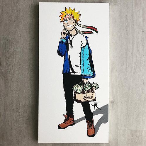 Naruto en GUCCI / série limitée