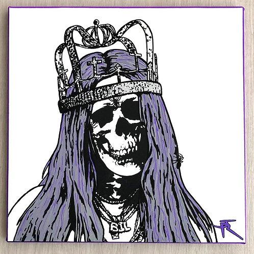 Billie Eilish Skull