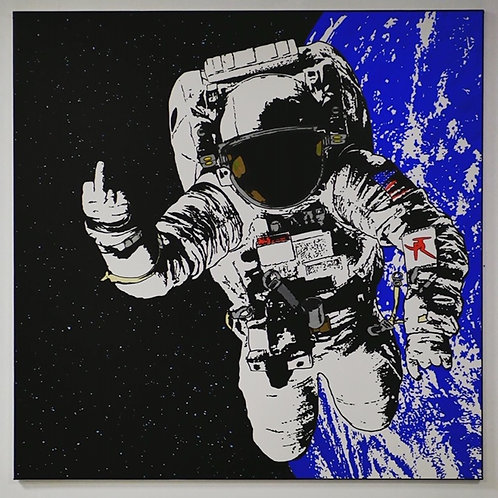 Astronaute - Tableau