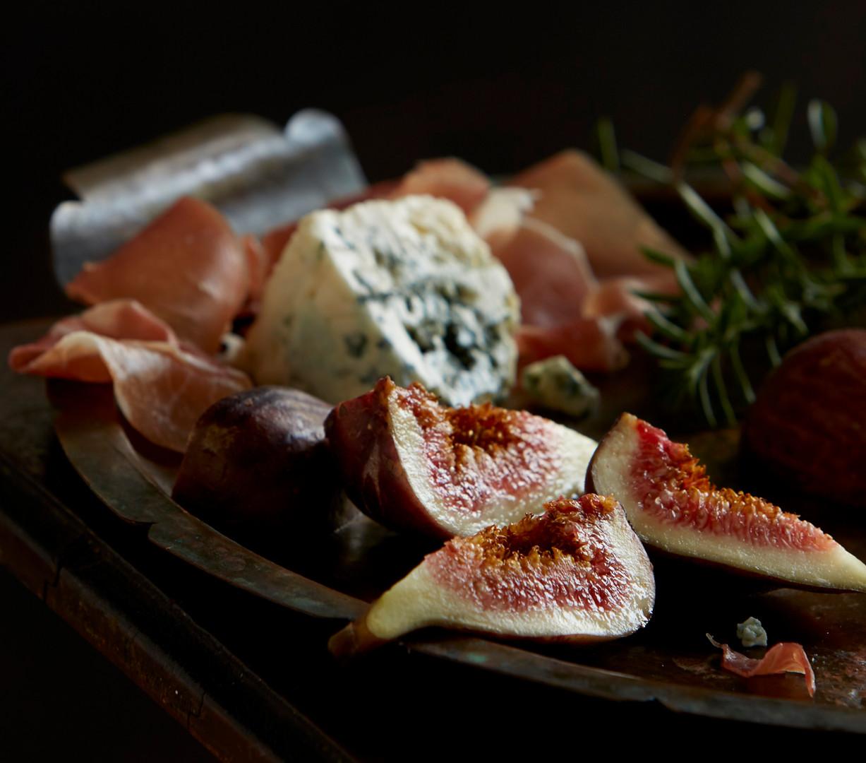 Figs Blue Cheese Prosciutto