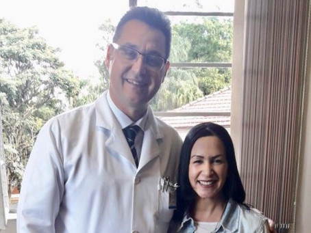 Visita ao Hospital São Luiz Gonzaga