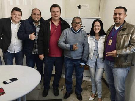 Visita a subprefeitura de Ermelino Matarazzo