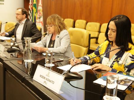 Reunião da Comissão de Saúde