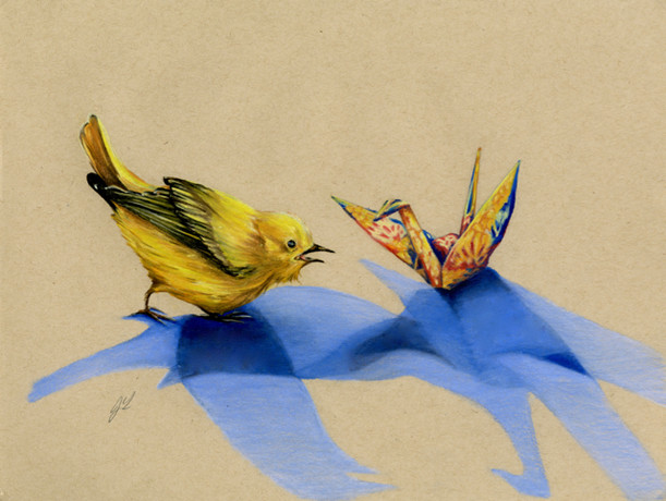 Bird and Crane