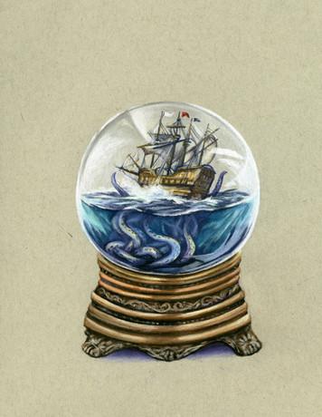 Kraken Globe