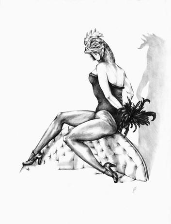 Hen, Furlesque