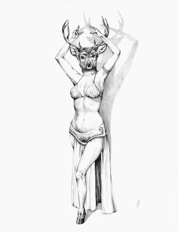 Deer, Furlesque