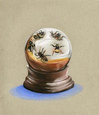 Bee Globe