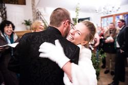 Aleksandra und Bernhard