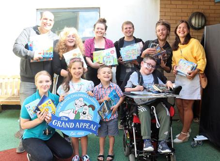 £1412.57 raised for Bristol children's hospital oncology ward!