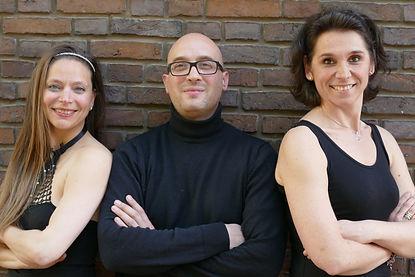 Trio Lirico ( Franziska Pietsch - Violine, Sophia Reuter - Viola, Johannes Krebs - Violoncello) in Concert. Nehmen Sie den Konzertplan in Ihren Terminkalender auf und verpassen Sie keinen Konzerttermin dieser drei wunderbaren Musiker
