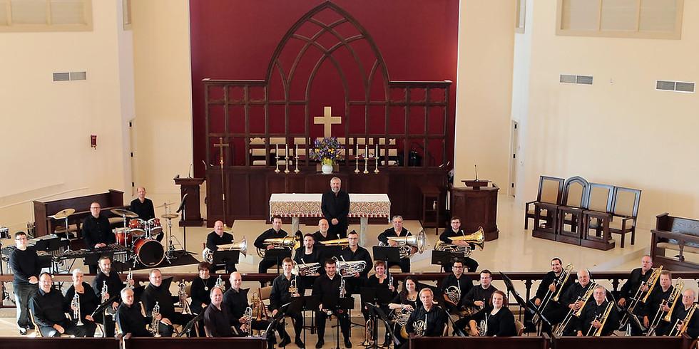 Indianapolis Brass Choir @ GUMC