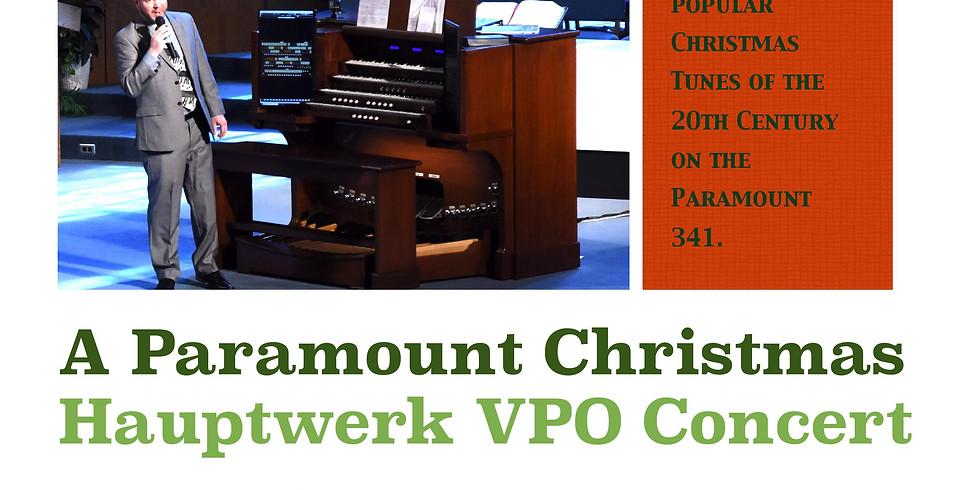A Paramount Christmas - Organ Concert