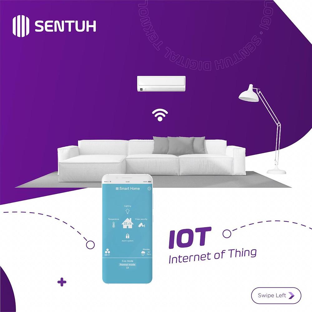 Digital Sigange IoT Teknologi