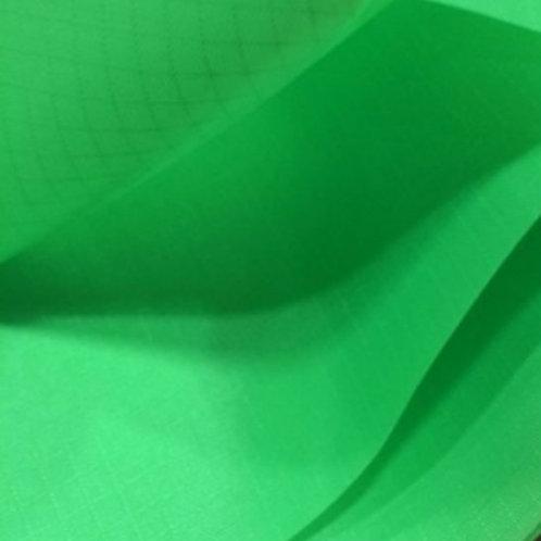 Plástico uso alimentario verde