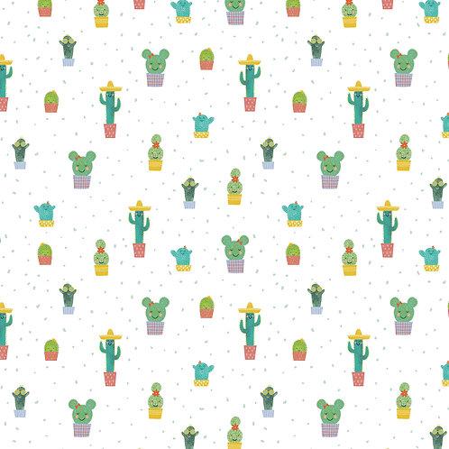 Punto jersey Cactus