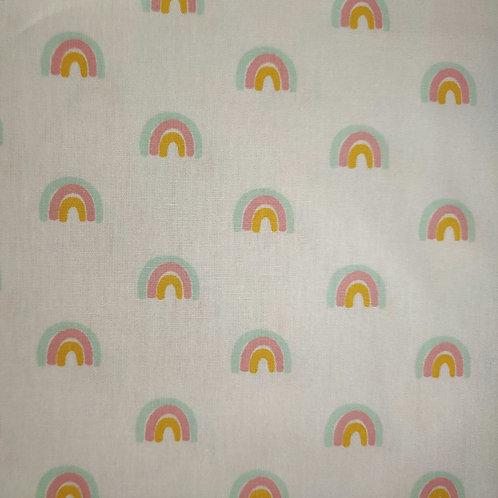 Popelina Rainbow