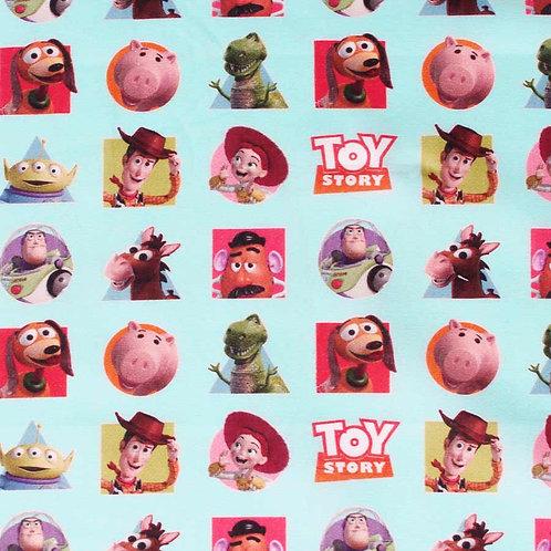 Popelín Toy Story