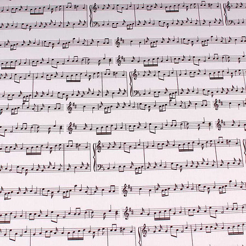 Popelín partituras