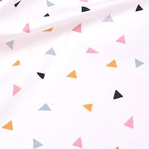 Sarga Triángulos de colores