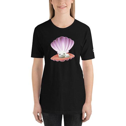 Short-Sleeve Unisex T-Shirt - Pearl Pink