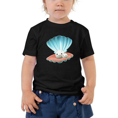 Toddler Short Sleeve Tee - Pearl Blue