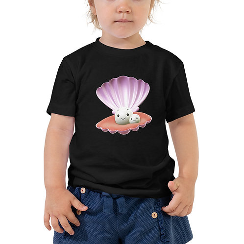 Toddler Short Sleeve Tee - Pearl Pink
