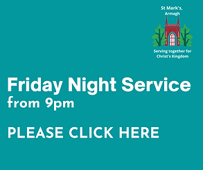 Friday Night Service from 9pm PLEASE CLI