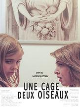 Une Cage deux Oiseaux Postr