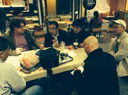 iTrust meeting Shenzhen(s)