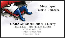 garage moindrot