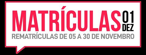 Matrículas Ponta Porã Mappe
