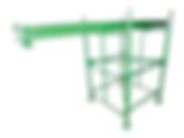 BF representações tem * Fácil montagem e desmontagem; * Fabricado em Tubos de Ø42mm e Ø33mm; * Viga de 3 metros á 4 metros de comprimento. * Fabricado Viga I 4x4.76