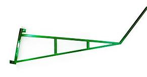 BF representações tem BANDEJAS DE PROTEÇÃO SECUNDÁRIA foi projetado para facilitar o acesso para trabalho em fachadas, podendo ser utilizado para as mais diversas fases da obra.