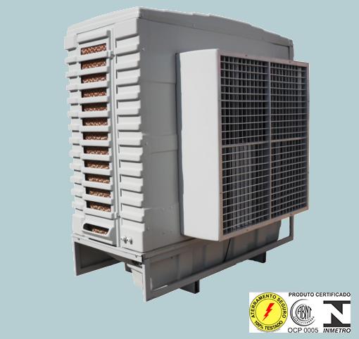 Climatizador de Ar Brizz 25 ABS