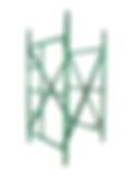 BF representações tem O ANDAIME FACHADEIRO é um equipamento indicado para trabalhos em qual quer tipo de fachada facilitando a circulação nos diversos níveis.