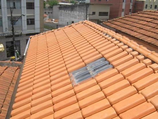 Clarion telhas transparente