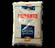 BF representações Açúcar Mirante, Cristal superior com embalagens de 6 x 5 Kg e 15 x 2 Kg ( REFINADO ) Açúcara para indústria *Cor 150 ( Branco ) Saco de 50 Kg  Cerealista Zanuzzi é sinônimo de bom serviço e confiabilidade, a opção correta em todo Brasil!