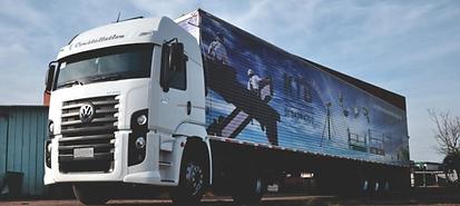 A empresa disponibiliza aos seus clientes serviço de transporte, com caminhões exclusivos para transporte de equipamentos de sua fabricação. Com valores e condições de pagamento especiais, facilitando e garantindo a entrega no prazo estabelecido.
