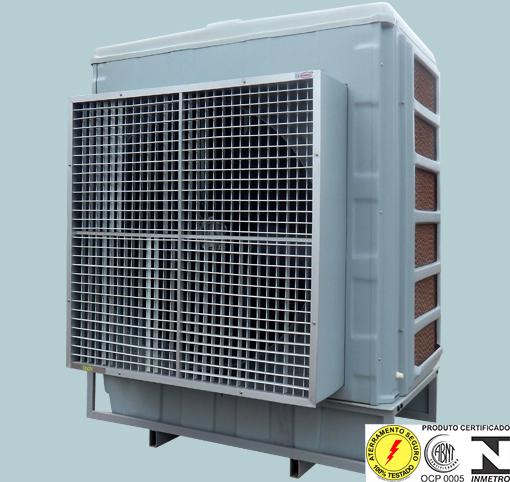 Climatizador de Ar Brizz 52 ABS