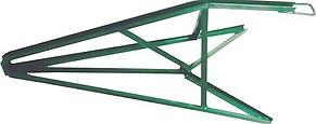 BF representações tem AFASTADOR DE CANTO foi projetado para facilitar o acesso para trabalho em fachadas, podendo ser utilizado para as mais diversas fases da obra.