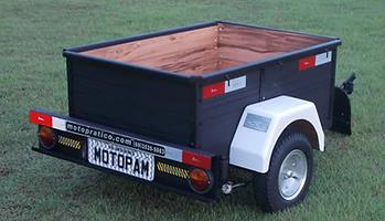 Carretinha para Moto ECO CARGA - CT