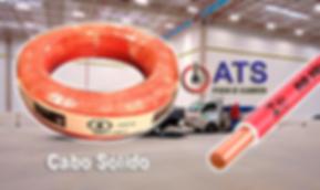 ATS Fios e Cabos, Cordão Paralelo e Cabos Flexíveis para uso nos circuitos alimentadores de subestações transformadoras e em redes subterrâneas.