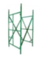 BF representações tem ANDAIME FACHADEIRO foi projetado para facilitar o acesso para trabalho em fachadas, podendo ser utilizado para as mais diversas fases da obra.