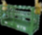 BF representações tem O Andaime Suspenso é caracterizado por ser portátil, pois suas plataformas são totalmente desmontáveis...